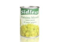 Raisins (sans pépin)
