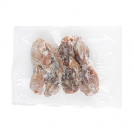 Duck's gizzard preserved in fat