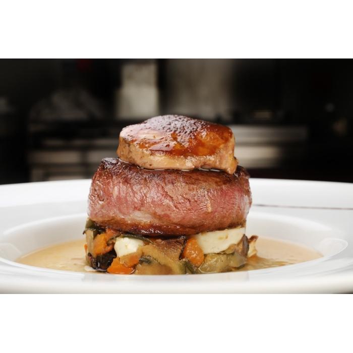 magret de canard au foie gras fa on tournedos. Black Bedroom Furniture Sets. Home Design Ideas