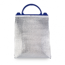 Grey isothermal bag