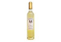 Muscat de Beaumes de Venise (sweet white wine)