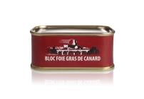Bloc de foie gras de canard nature (boite)