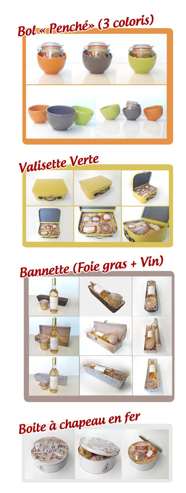 coffret cadeau foie gras 2015