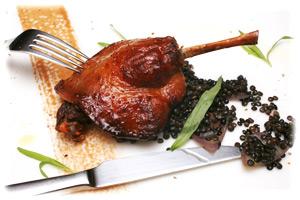 cuisse de canard individuelle
