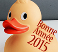 Alby foie gras vous souhaite santé et bonheur