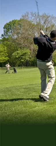 Alby foie gras participe à un tournoi de Golf