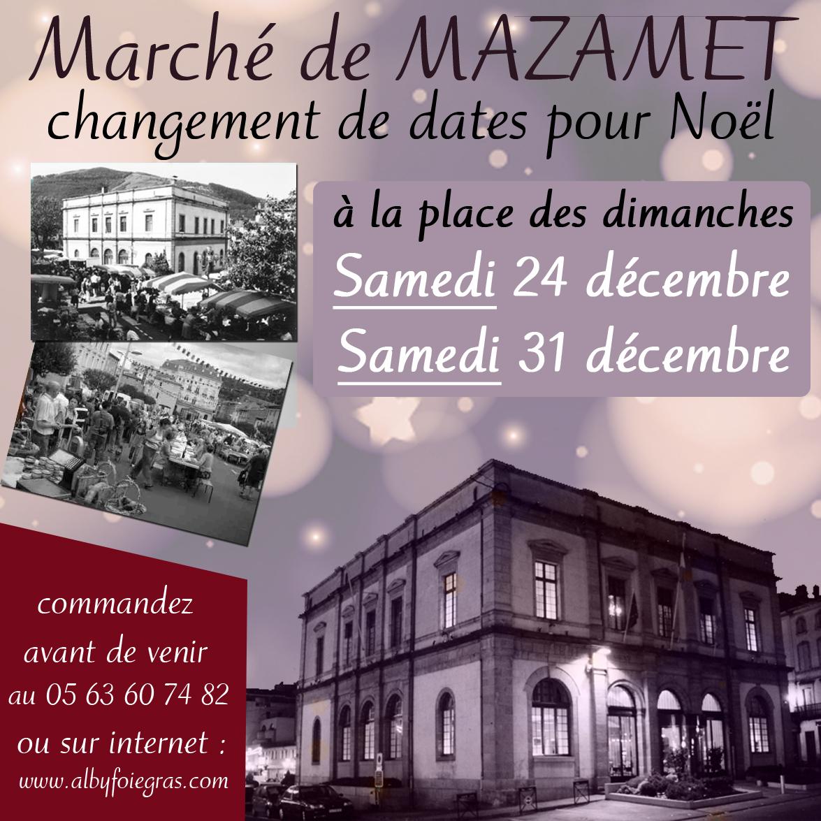 Marché de Mazamet