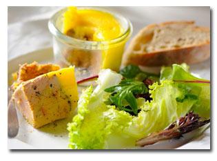 domaine buc photo foie gras
