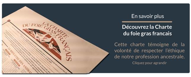 charte foie gras