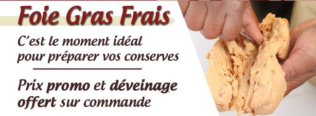 La foire au gras débute ce Jeudi 8 janvier.