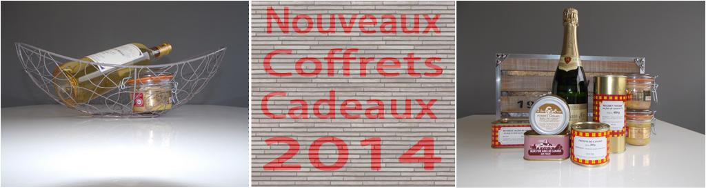Nouvelles compositions 2014