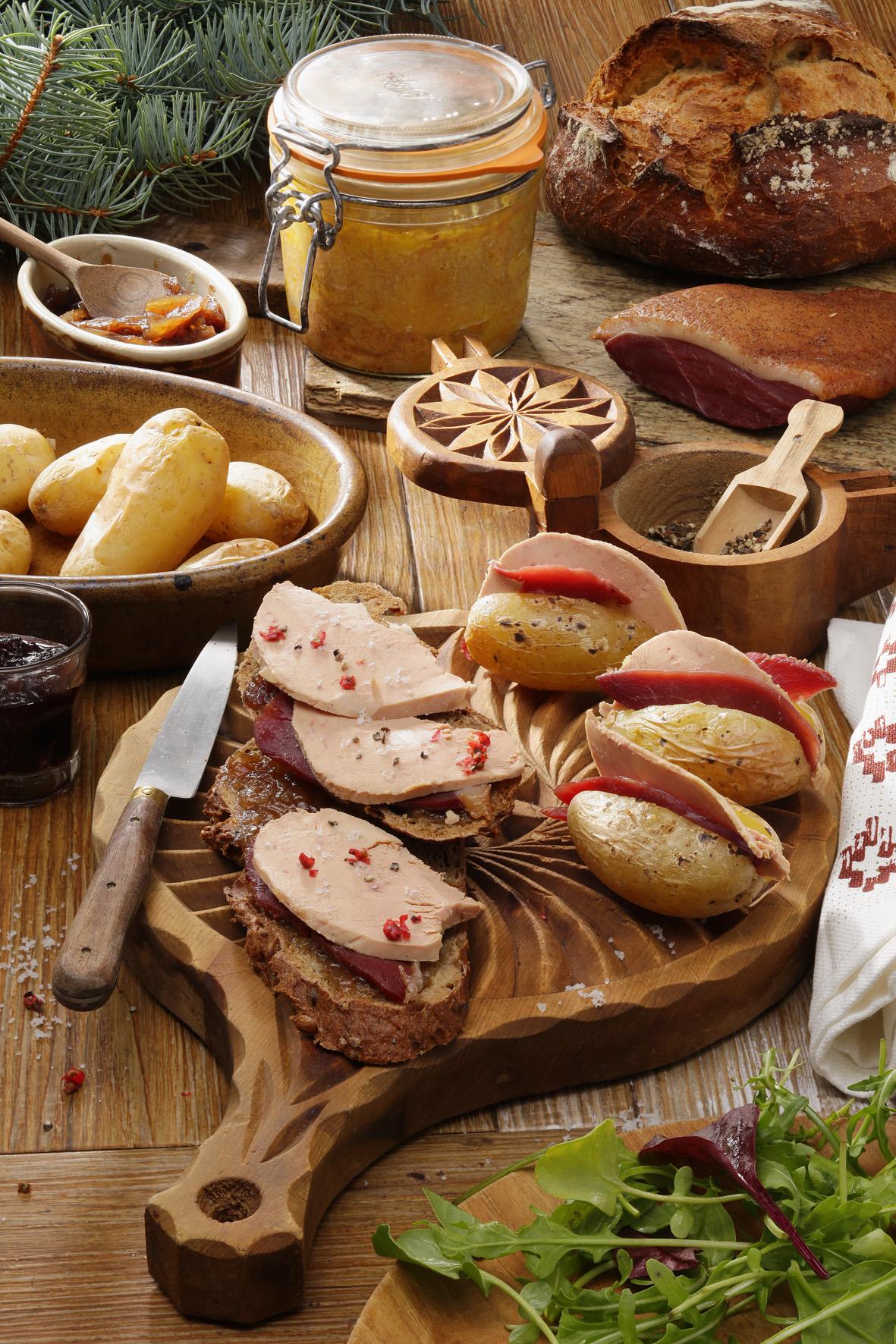 foie gras montagne